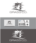 Grass Co. Logo - Entry #157