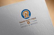 Rams Duty Free + Smoke & Booze Logo - Entry #68