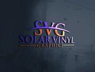 Solar Vinyl Graphics Logo - Entry #11