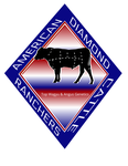 American Diamond Cattle Ranchers Logo - Entry #82