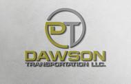Dawson Transportation LLC. Logo - Entry #235