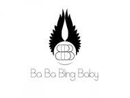 Ba Ba Bling baby Logo - Entry #45