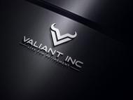 Valiant Inc. Logo - Entry #136