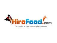 iHireFood.com Logo - Entry #117
