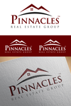 Pinnacles Real Estate Group  Logo - Entry #82