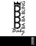 Ba Ba Bling baby Logo - Entry #139