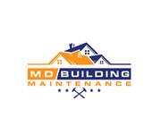 MD Building Maintenance Logo - Entry #8