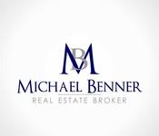 Michael Benner, Real Estate Broker Logo - Entry #128