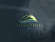 Two Brothers Roadhouse Logo - Entry #116
