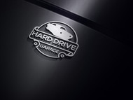 Hard drive garage Logo - Entry #24