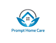 Prompt Home Care Logo - Entry #71