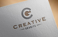 Creative Granite Logo - Entry #263