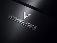 Leading Voice, LLC. Logo - Entry #106