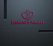 Jasmine's Night Logo - Entry #183