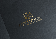 Law Offices of David R. Monarch Logo - Entry #143