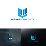 Wrap Legacy Logo - Entry #31