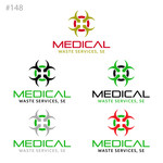 Medical Waste Services Logo - Entry #195