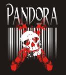Pandora X Logo - Entry #57