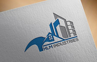 HLM Industries Logo - Entry #130