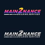 MAIN2NANCE BUILDING SERVICES Logo - Entry #18