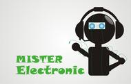 Mister Electronic Logo - Entry #45