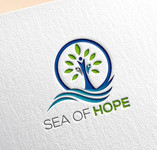 Sea of Hope Logo - Entry #295