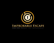 Improbable Escape Logo - Entry #13