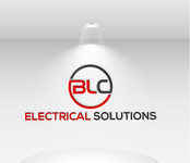 BLC Electrical Solutions Logo - Entry #272