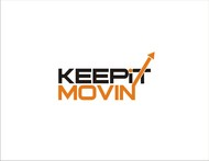 Keep It Movin Logo - Entry #79