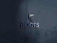 Boots and Birdies Logo - Entry #80