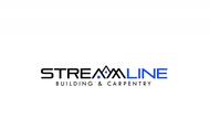 STREAMLINE building & carpentry Logo - Entry #120