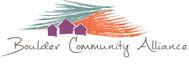 Boulder Community Alliance Logo - Entry #154