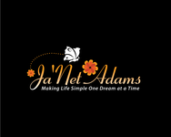 Ja'Net Adams  Logo - Entry #87