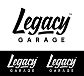 LEGACY GARAGE Logo - Entry #232