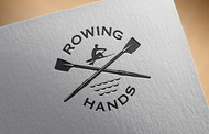 Rowing Hands Logo - Entry #67