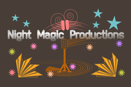 Night Magic Productions Logo - Entry #7