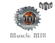 Muscle MIll Logo - Entry #121