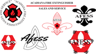 Acadiana Fire Extinguisher Sales and Service Logo - Entry #292