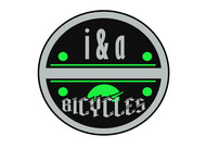 i & a Bicycles Logo - Entry #8