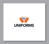 B&A Uniforms Logo - Entry #29