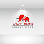 Valiant Retire Inc. Logo - Entry #50
