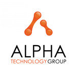 Alpha Technology Group Logo - Entry #80