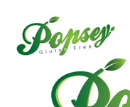 gluten free popsey  Logo - Entry #66