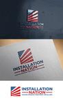 Installation Nation Logo - Entry #13