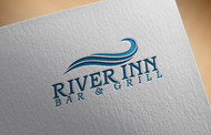 River Inn Bar & Grill Logo - Entry #72