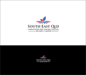 South East Qld Landscaping and Fencing Supplies Logo - Entry #49