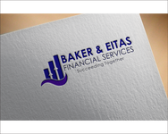 Baker & Eitas Financial Services Logo - Entry #289