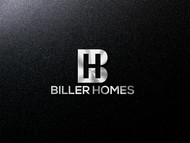 Biller Homes Logo - Entry #114