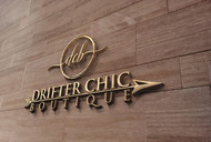 Drifter Chic Boutique Logo - Entry #25