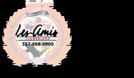 Les Amis Logo - Entry #50